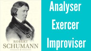 Improviser sur des musiques de Schumann