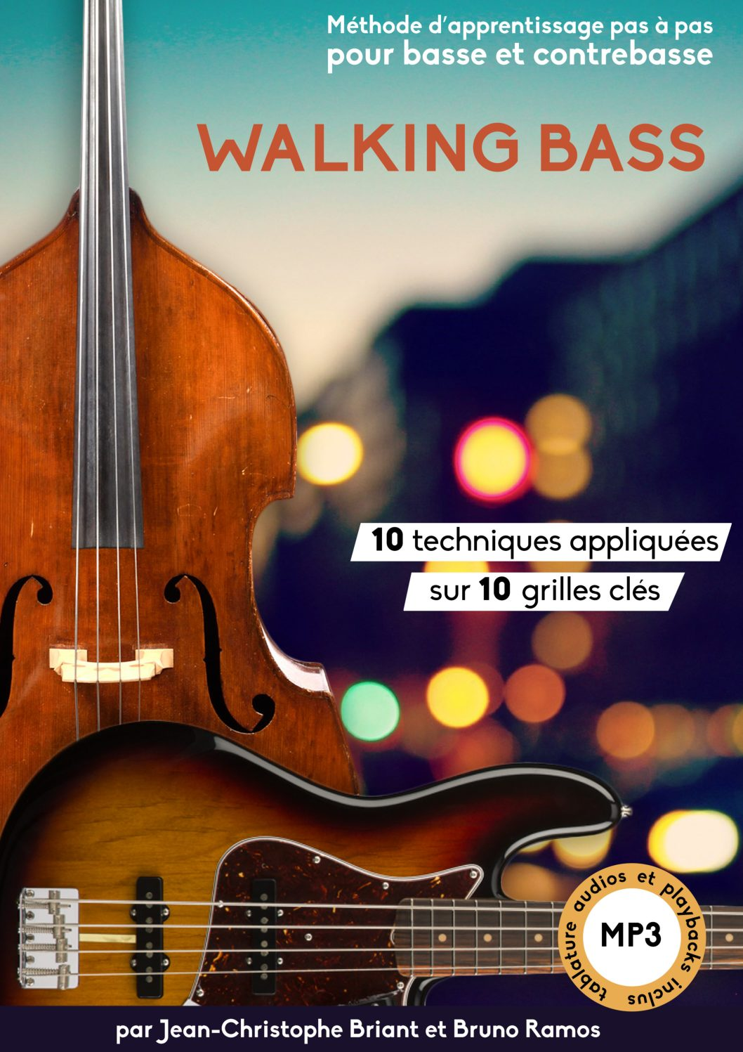 Walking bass pour bassistes et contrebassistes